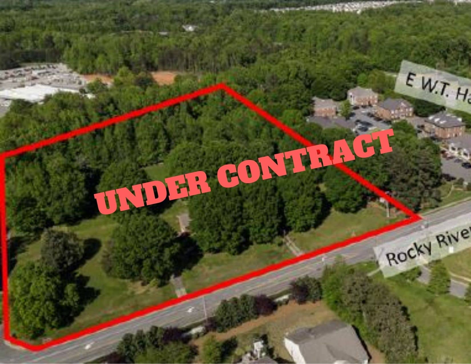 1917 & 2001 Rocky River - UNDER CONTRACT